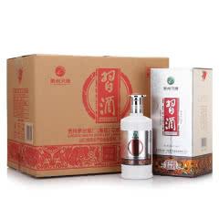 53°贵州茅台集团银习酒500ml(6瓶)