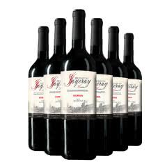 澳大利亚原酒进口红酒 乔睿酒庄 科尔瓦干红葡萄酒 整箱礼盒装750ml*6