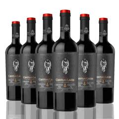 罗蒂庄园 特使干红750ml*6瓶装 原瓶进口重瓶