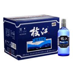 42°枝江 蓝柔特曲500ml*12瓶 整箱装枝江酒 【中华老字号】
