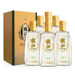 42°枝江 苦荞酒 菁荞 整箱 500ml*6瓶  礼盒装