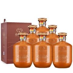 53°茅台集团白金酒公司白金老酱酒N5豪金酱香型白酒礼盒500ml*6整箱装