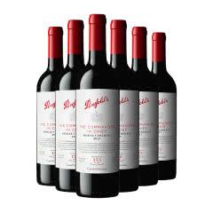 奔富 澳洲进口红酒奔富 175 礼赞 设拉子赤霞珠红葡萄酒750ml*6瓶整箱装