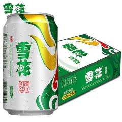 雪花啤酒(Snowbeer)9°冰酷330mL(24听装)