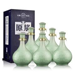 53°汾酒集团晋都原浆(20)475ml(6瓶装)