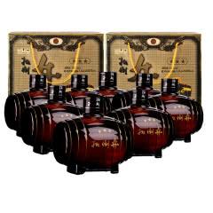 【酒厂直营】35°扳倒井 小三星450ml手提礼盒(8瓶装)