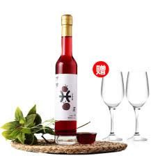 12°贵州黄氏花果酒星座酒女士低度甜米酒杨梅桑葚糯米柠檬草莓樱桃等多种口味415ml单瓶