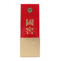 38°国窖1573 浓香型白酒 500ml(2018年)