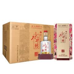 52° 水井坊 臻酿八号 500ml*6 浓香型白酒 整箱装 全新版