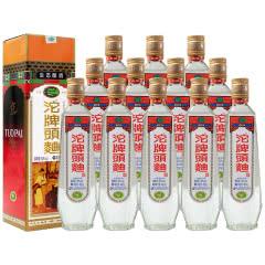 【老酒】50°沱牌头曲酒浓香型白酒480mlx12瓶(2015年)