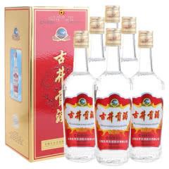 55°古井贡酒浓香型(升级版)白酒 整箱500ml*6
