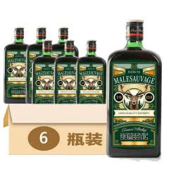 40°雄野圣鹿洋酒威士忌700ml*6整箱装