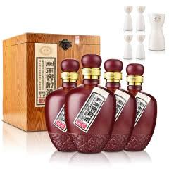 52°剑南春剑南窖龄酒(20)500ml*4