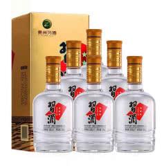 52度贵州习酒 三星 浓香型白酒500ml*6(整箱)
