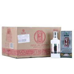 53°贵州茅台集团 习酒银质习酒 酱香型白酒200ml*12瓶(整箱)