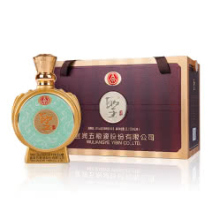 52°五粮液股份聖酒天地人和套装浓香型白酒礼盒装500ml(4瓶装)