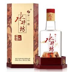 水井坊臻酿八号52度浓香型白酒 500ml*1
