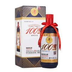 53°潭酒 百年纪念  酱香型白酒 500ml【单瓶】