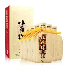 52°四川小角楼1958浓香型白酒纯粮酿造高度酒瓦罐瓶装500ml*6