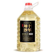 53°美仙醉 酱香型白酒10年 茅台镇纯粮酒 原浆酒 散装白酒 约5斤桶装泡酒2500ml