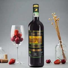 西班牙有机干红添普兰尼洛歌海娜精选红酒 750ml*1瓶原瓶进口