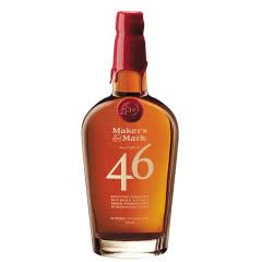 47°美国美格46波本威士忌750ml