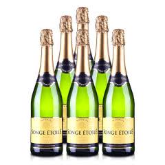 法国梦幻之星半干起泡葡萄酒750ml(6瓶装)