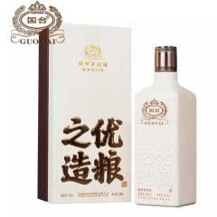 53° 国台 优粮之造  酱香型白酒 500ml