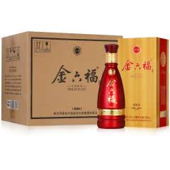 金六福 绵雅8 42° 500ml*6瓶