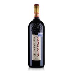 【清仓】法国卡斯特格朗士窖藏干红葡萄酒1000ml