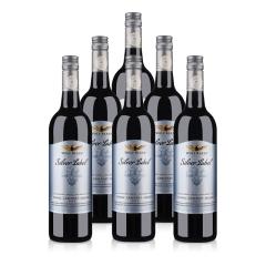 【清仓】澳大利亚原瓶进口红酒整箱纷赋银标西拉赤霞珠马尔贝克干红葡萄酒750ml(6瓶装)
