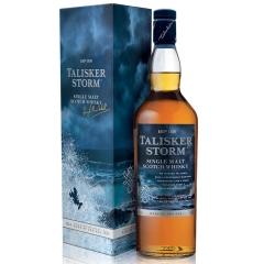 45.8°英国泰斯卡风暴单一麦芽威士忌酒700ml