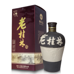 45°桂林特产桂林三花酒老桂林米香型白酒代表500ml