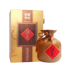 52°酒鬼黄坛十年500ml(2011年)