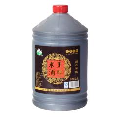 绍兴桶装黄酒手酿八年陈黑糯米酒花雕2500ml