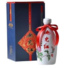 【买2赠礼袋】绍兴黄酒女儿红十年陈绍兴花雕酒 黄酒 500ml 盒装