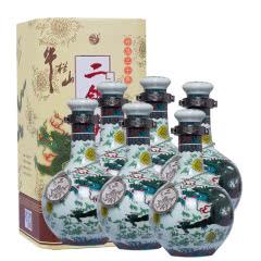 53°牛栏山二锅头珍品30青龙清香型白酒500ml(6瓶整箱)