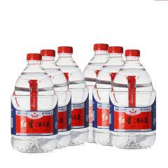 60°红星二锅头桶2L(6瓶装)