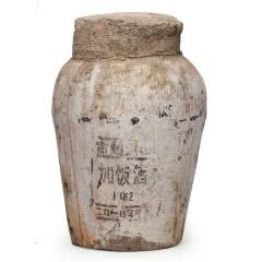 绍兴黄酒古越龙山2010年冬酿坛装原酒22L装 花雕酒加饭酒糯米酒老酒长期保存
