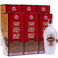 52度白酒四特新鸿源瓷瓶整箱460mL*6瓶整箱装 江西四特酒