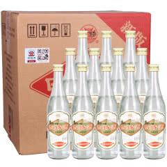 【四特酒】酒水52度四特简装光瓶白酒整箱500mL*12瓶