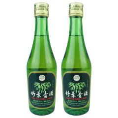 老酒 45º竹叶青酒250ml (2瓶装)2009年