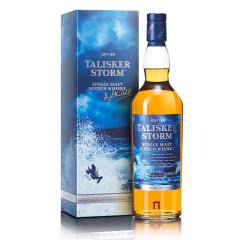 45.8°泰斯卡风暴系列单一麦芽苏格兰威士忌 700ml