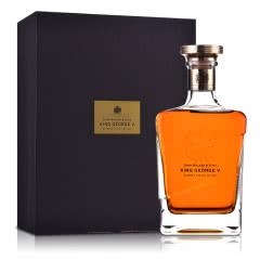 43°英国尊尼获加英皇乔治五世纪念版调配苏格兰威士忌 750ml
