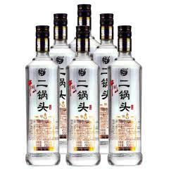 45°牛栏山二锅头特制8年700ml*6瓶 白酒整箱