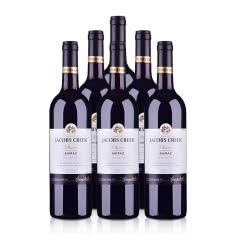 澳大利亚杰卡斯经典系列西拉干红葡萄酒750ml*6