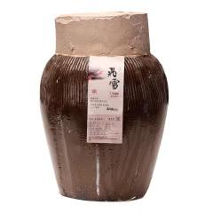 『飞雪』本色绍兴黄酒 十年陈酿不含焦糖色 坛装原酒10L 14度微甜江南米酒 花雕酒