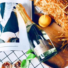 慕拉起泡酒白葡萄酒甜型汽泡酒甜白酒少女气泡酒非香槟适合女生喝的酒750ml