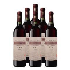 中国长城三星干红葡萄酒750ml(6瓶装)