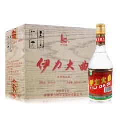 新疆伊力特 伊力大曲50度500ml*6装浓香型白酒整箱